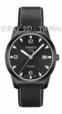 Tissot Quartz (Battery) Wristwatches with 12-Hour Dial
