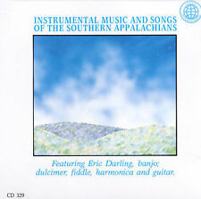 NEW Instrumental Music and Songs of the Southern Appalachians (Audio CD)