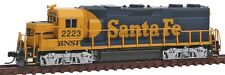 Escala N - Atlas locomotora Diésel Gp38 Santa fe 40000369 Neu