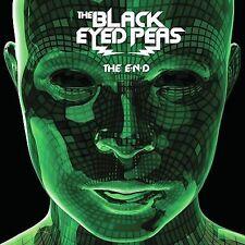The Black Eyed Peas The E.N.D. (Energy Never Dies) CD Fergie Will.I.Am. LMFAO