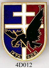 2574 - ARTILLERIE - FTA 2e D.B.