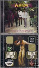 2 CD The Vibrations + Jimmy Helms `R&B, Soul, Funk` Neu/New/OVP