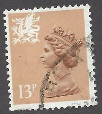 United Kingdom - Wales & Monmouth-Shire - Scott'S # Wmmh21a Used