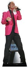 Cliff Richard TAMAÑO NATURAL FIGURA HUMANA DE CARTÓN 50th Aniversario Tour
