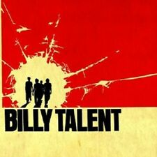 BILLY TALENT - BILLY TALENT  VINYL LP  12 TRACKS ALTERNATIVE ROCK  NEU