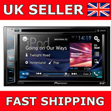 "Pioneer AVH-X490DAB Car Van Double Din DVD Stereo DAB Digital Radio 6.2"" Screen"