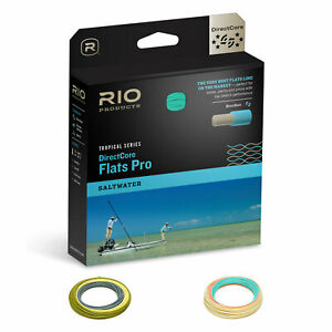 RIO DirectCore Flats Pro Fly Line Weight Forward Floating Fishing