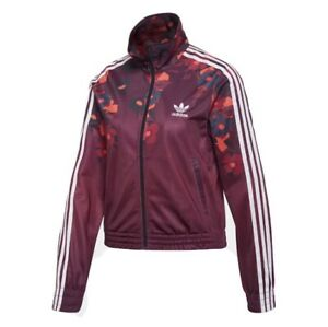 adidas Originals Womens  HER Studio London Track Top Multicolor Size 8 UK Small