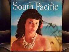 South Pacific Soundtrack (LMP1) 1961