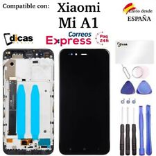 Screen for Xiaomi Mi A1 5X MiA1 Mi5X WITH FRAME Touch LCD Display Glass BLACK