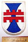 UNUSED: U.S. Army 412TH ENGINEER COMMAND Patch: Excellent Condition