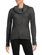 DKNY JEANS Yarn Mix Turtleneck Sweater S, L, XL