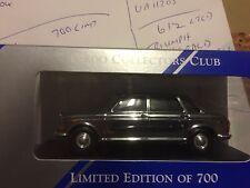 CORGI LLEDO VANGUARDS CLUB Wolseley Six CHROME CAR MODEL VA08505 LCC15
