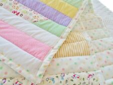Handmade 100% Cotton Cot Nursery Bedding