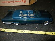 Model Car 1961  Ford  Sunline Chesapeake Blue Original Box AMT Promo Rare