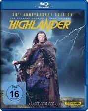 Blu-ray * HIGHLANDER - 30TH ANNIVERSARY EDITION # NEU OVP /