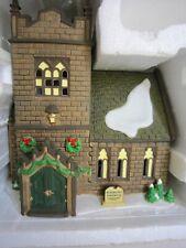 "Dept. 56 Dickens' Village ""Sudbury Church"" 58322 Retired 97"