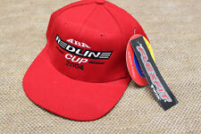 OLD MID SCHOOL BMX 2004 ABA REDLINE CUP RED YOUTH CAP