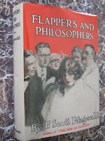 Flappers and Philosophers,1921 First Edition,F.Scott Fitzgerald, Ruth Chatterton