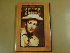 DVD / SHANE ( ALAN LADD, JEAN ARTHUR, GEORGE STEVEN... )