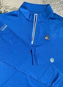 SCOTTY CAMERON Gallery JACKPOT JOHNNY Circle T TOUR 1/4 Zip L/S Pullover *XXL*
