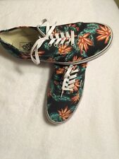 Vans Palm Tree Shoes Skate Board