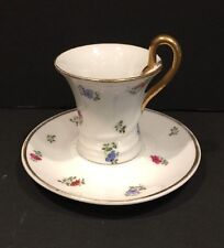 Beyer & Rock Small Espresso Cup And Saucer Collectible