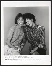 Just Between Friends-Mary Tyler and Christian Lahti-8x10-B&W-Still