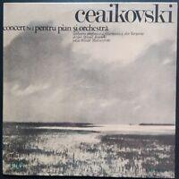 Tchaikovsky - Piano Concerto No. 1, MALCUZYNSKI, ROWICKI, Electrecord STEREO