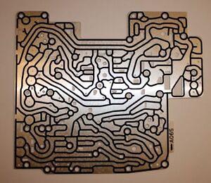 OEM ZF 6HP19 6HP26 Valve Body VB SEPARATOR PLATE 1068227065 1068327224 A065 B065