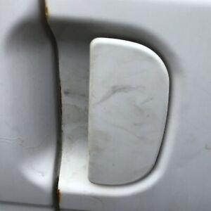 DRIVERS side front Door handle white 1995-2002  MAZDA BONGO FREDA