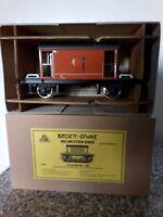 O Gauge Wagon Brake Van Bassett lowke