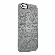 BELKIN iPhone 5 Polycarbonate Plastic Shield Gravel Stylish Protection Case