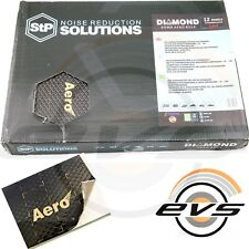 STP BOMB AERO Insonorizzante Isolante Antivibrazioni Pack 12 Fogli 375x530x4,2mm