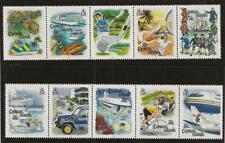1993 MNH CAYMAN ISLANDS TOURISM SET - Scott #666-667- WB44