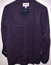 Express Mens Button Down Shirt New