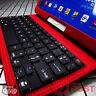 Bluetooth Keyboard Leather Case Cover for Samsung SM-T355Y Galaxy Tab A 8.0