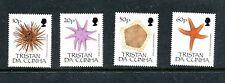 TRISTAN DA CUNHA 476-79, 1990 STARFISH,  MNH  (ID4623)