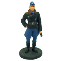 Two German Officer Pilots 1941 WWII 1/32 Scale Painted Historycal Tin Figure