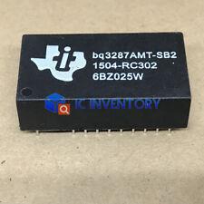 5 PCS BQ3287AMT-SB2 BENCHMARQ TI DIP RTC MODULE BQ3287AMT FREE Shipping #314 @P