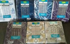 InterDesign 100% Polyester Fabric Shower Curtain, 72 x 72 - YOU PICK THE STYLE