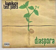 (GM5) Kamilaze Test Pilots, Diaspora EP - CD