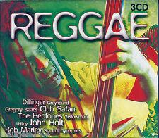 Reggae (2000) BOX 3 CD NUOVO SIGILLATO Bob Marley Dillinger Gregory Isaacs