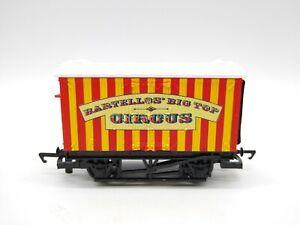 Hornby Bartello's Big Top Circus Closed Van - OO - (Unused) Mint Condition