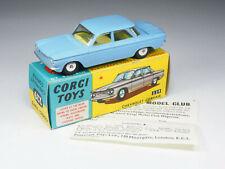 Corgi Toys - 229 - Chevrolet Corvair bleu pâle - 1/43e - England
