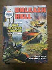 War Picture Library Collection #1 - Unleash Hell - WWII Military Comic Book