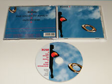 RUSH The Story Of Kings Rare 1992 UK limited edition interview Picture Disc CD