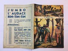 78765 Billy Jenkis n. 11 - Il demone nero - De Leo 1936