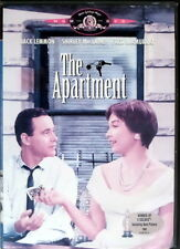 The Apartment Jack Lemmon, Shirley McClaine, Fred MacMurray - Dvd