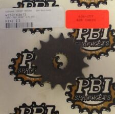 Suzuki DR100 1983-1990 Front PBI Countershaft Sprocket 15 Tooth 428 Chain New